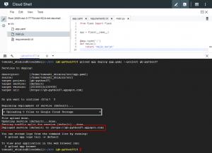Python37 HelloWorld