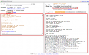 JavaScriptの難読化・圧縮を行うClosure Compiler